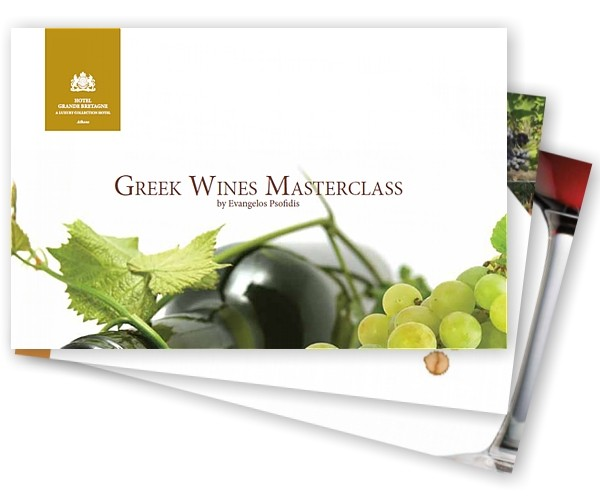Journey to Greece DGBlog_GBSommelier_MasterClassBook_July2013
