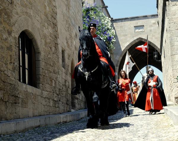 Journey to Greece Sheraton Rhodes MedievalFestivalofRhodes_PanagiotisLamprianidis