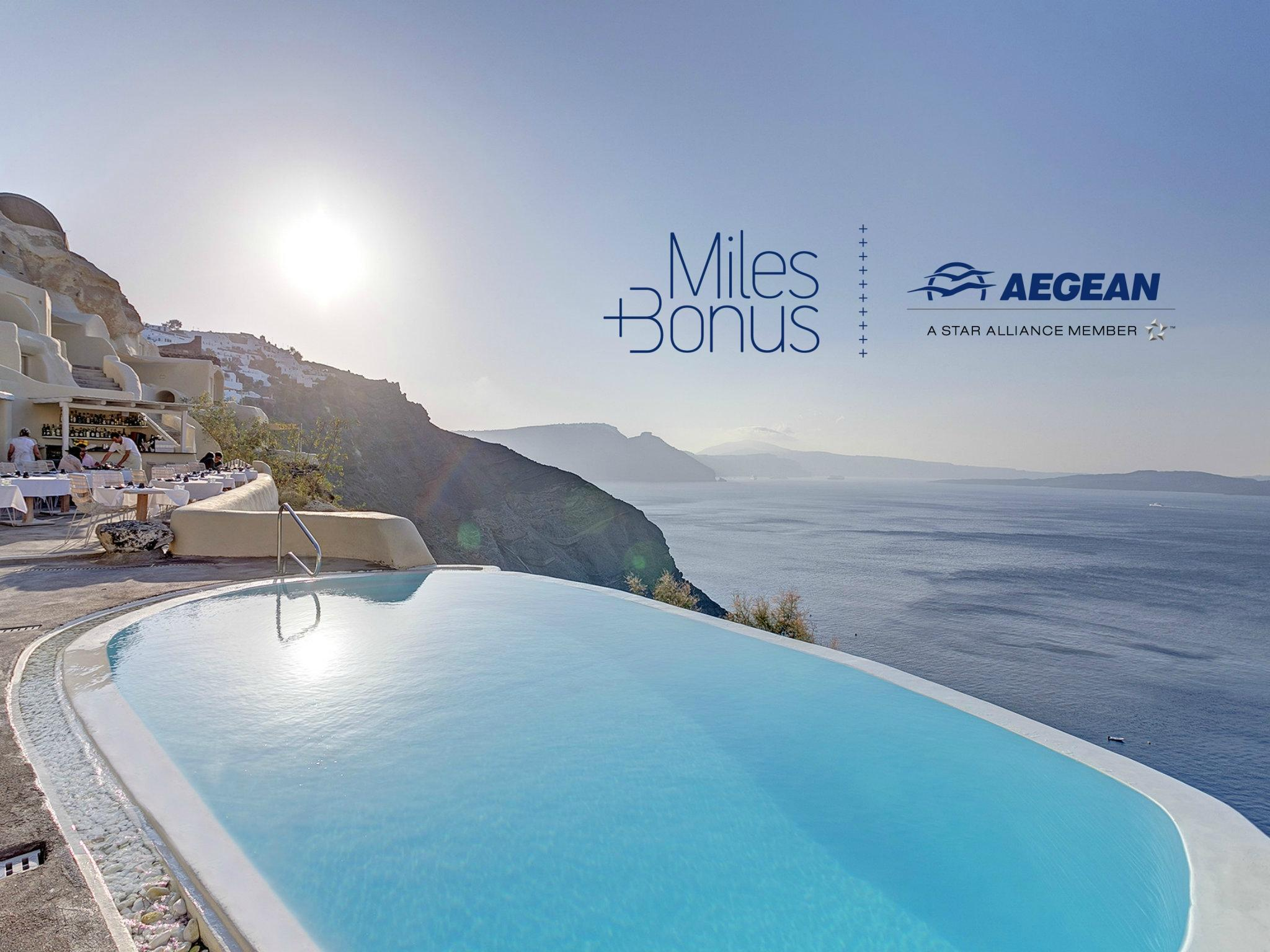 Journey Greece Pick your Favorite Pool Aegean Offer Starpoints