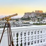 Penthouse View from King George A Luxury Collection Hotel Athens