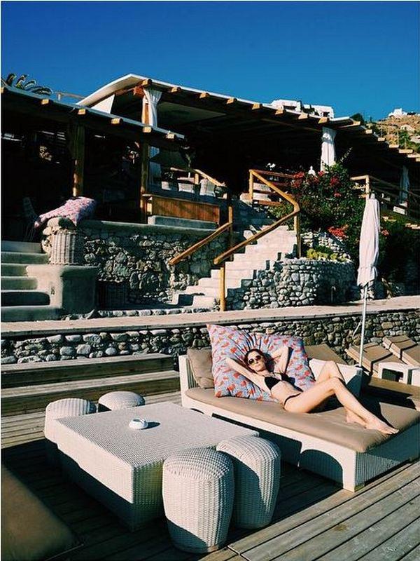 Santa Marina Resort Mykonos Sofia Sanchez