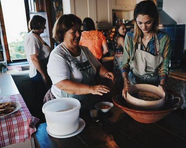 The Romanos Resort Sofia Sanchez Cooking Classes