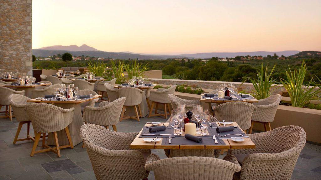 Flame Restaurant - The Westin Resort Costa Navarino