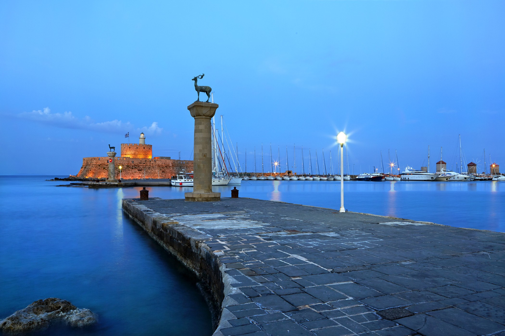 Discover Rhodes with Starwood Hotels & Resorts