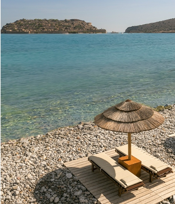 Private Beach - Blue Palace a Luxury Collection Resort & Spa