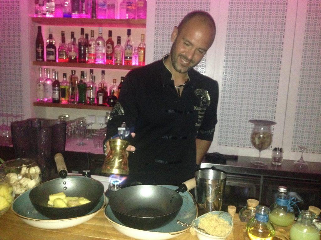 Santa Marina Mykonos Cocktail Experiences