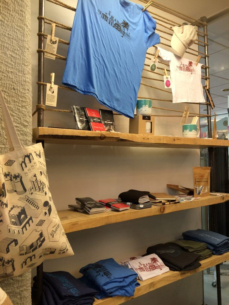 Sheraton Rhodes Resort New Concept Store When in Greece clothing gifts bags personalized presents (9)