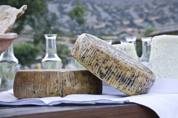 Journey to Greece Blue Palace Resort Elounda raditional Cheese