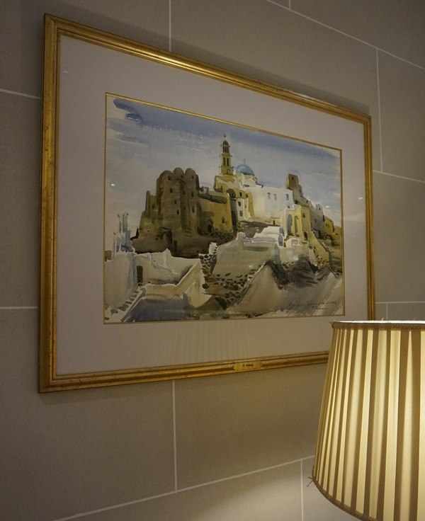 Journey to Greece King George Athens Island Painting