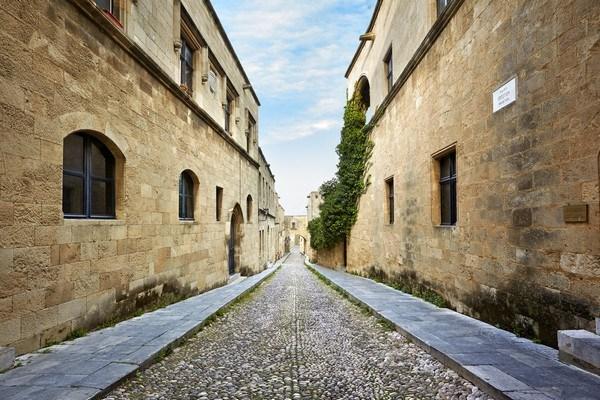 Journey to Greece Sheraton Rhodes KnightsStreet