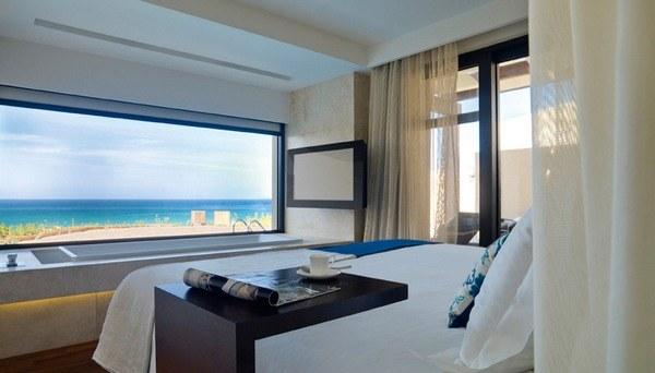 Journey to Greece The Romanos Costa Navarino Premium Grand Infinity Suite