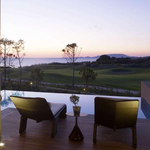 The Romanos Resort Costa Navarino - Deluxe Room Golf view