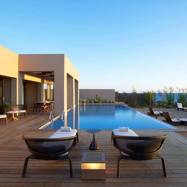 The Romanos Resort Costa Navarino - Ithomi - Sapientza Villa