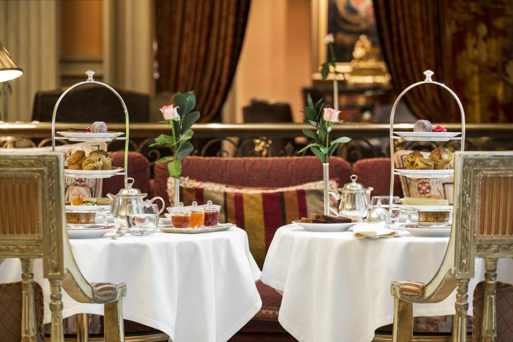 Afternoon Tea at Grande Bretagne Hotel Journey to Greece Athens Experience