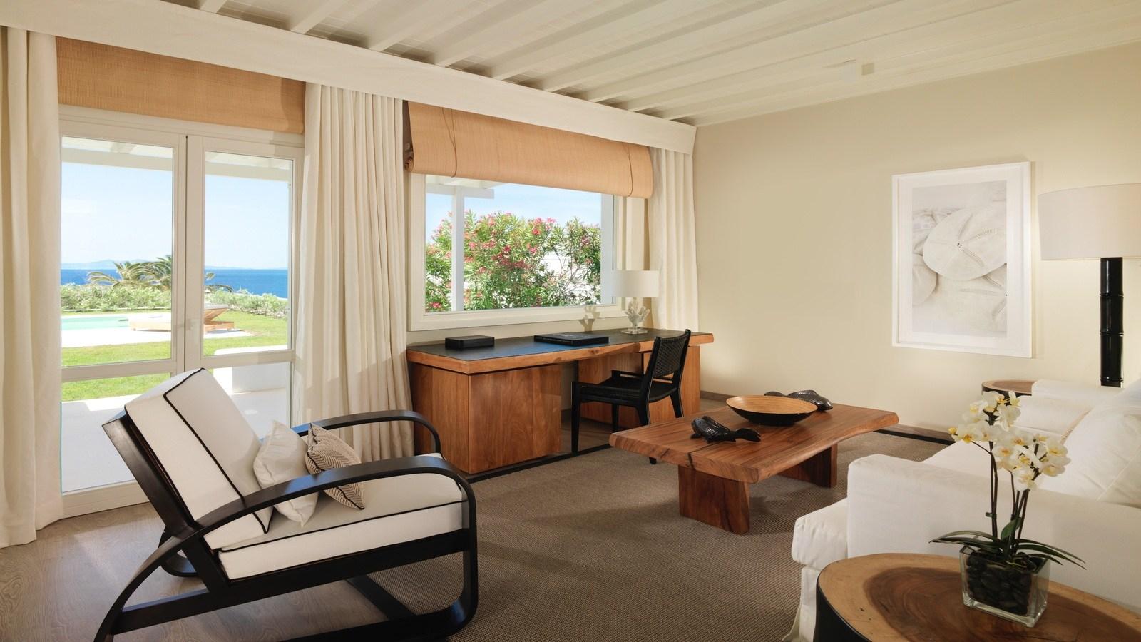 Journey Greece-Santa Marina Mykonos Suite Sea View