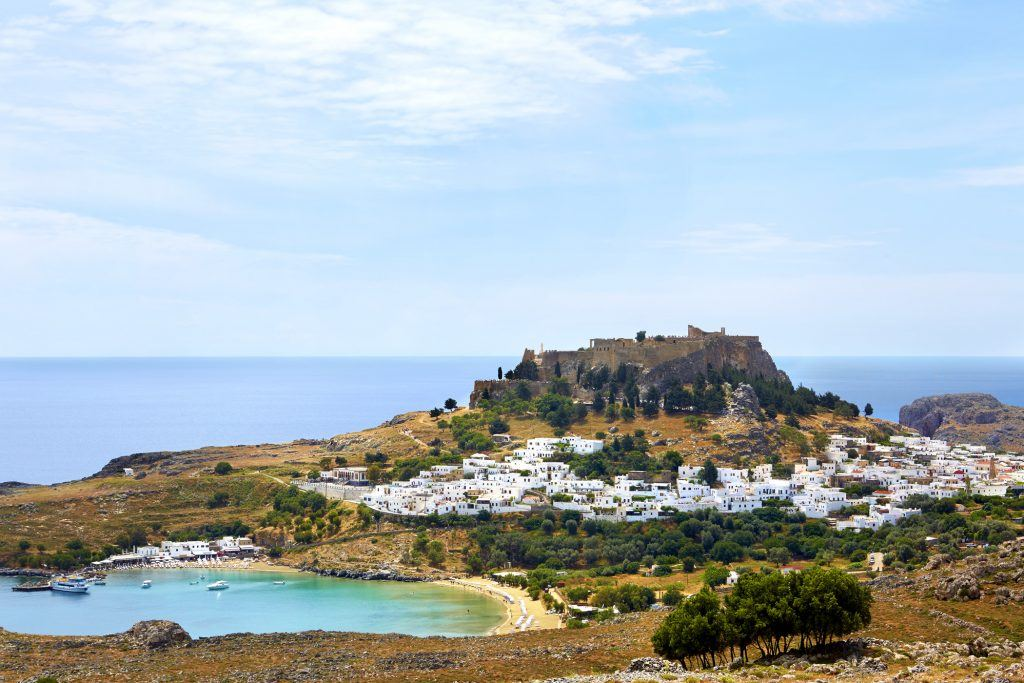 Journey to Greece - Lindos Island Rhodes