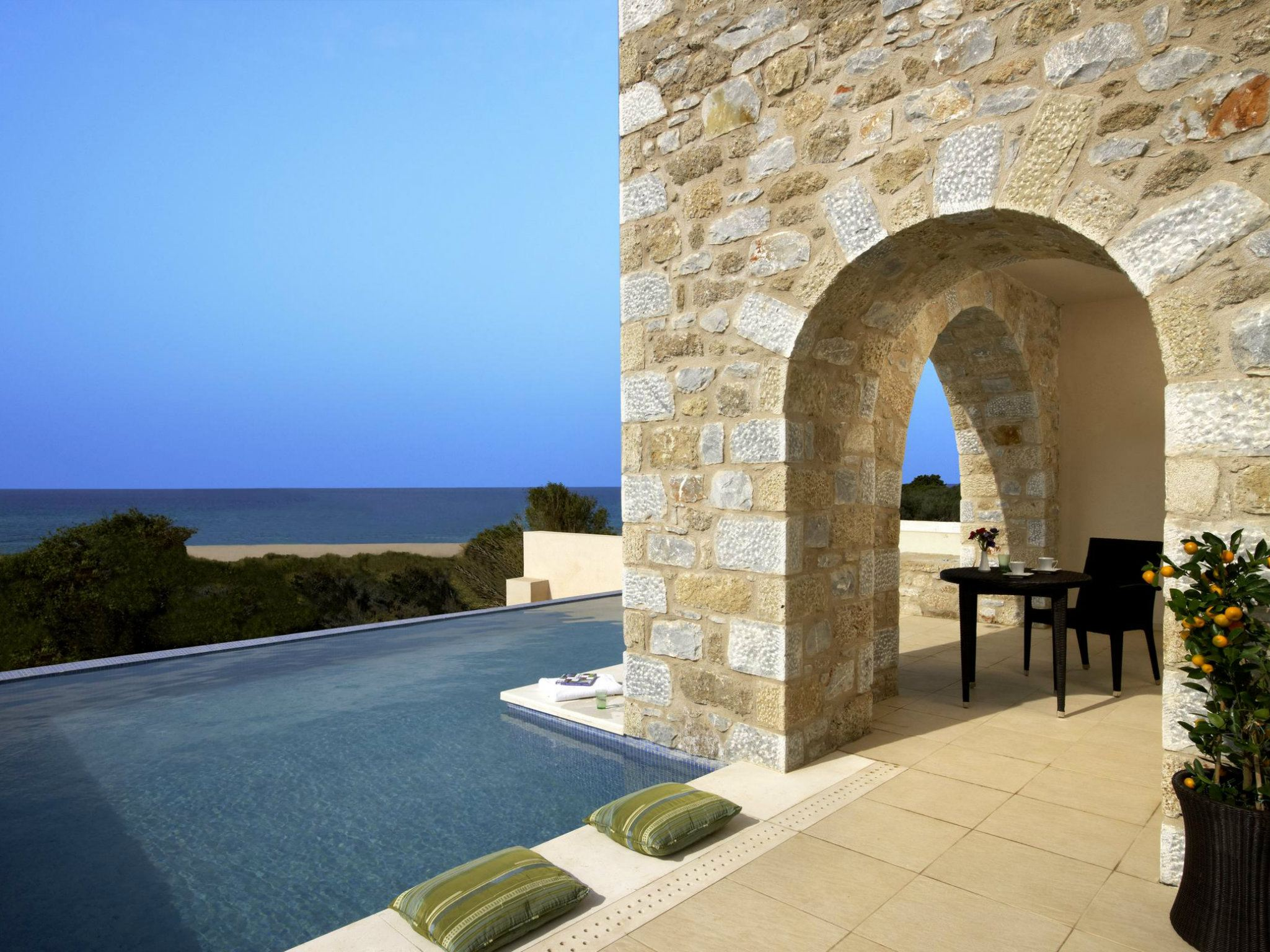 The Westin Resort Costa Navarino Suite Journey Greece
