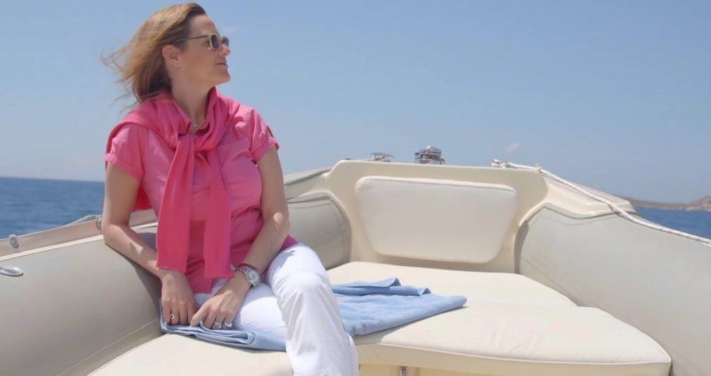 speed boat katrina