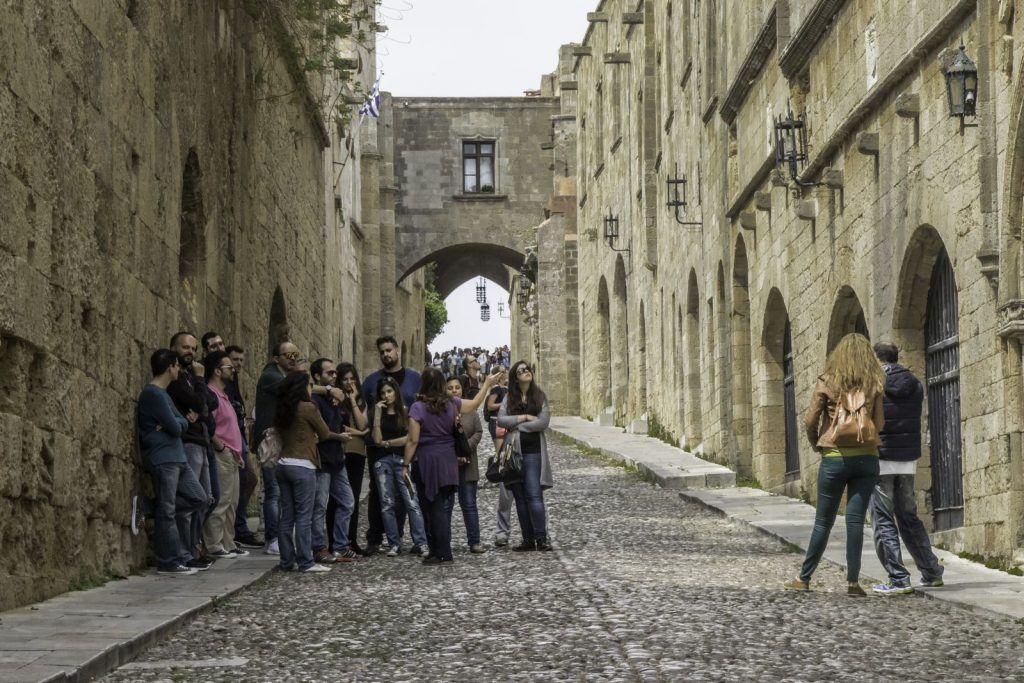 Sheraton Rhodes Resort team discovers the Medieval Town of Rhodes (3)