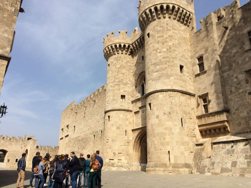 Sheraton Rhodes Resort team discovers the Medieval Town of Rhodes (4)