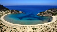 Journey Greece Costa Navarino Voidokilia Beach