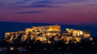 Journey Greece Hotel Grande Bretagne athens local area acropolis parthenon