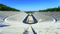 Journey Greece Kallimarmaro Stadium