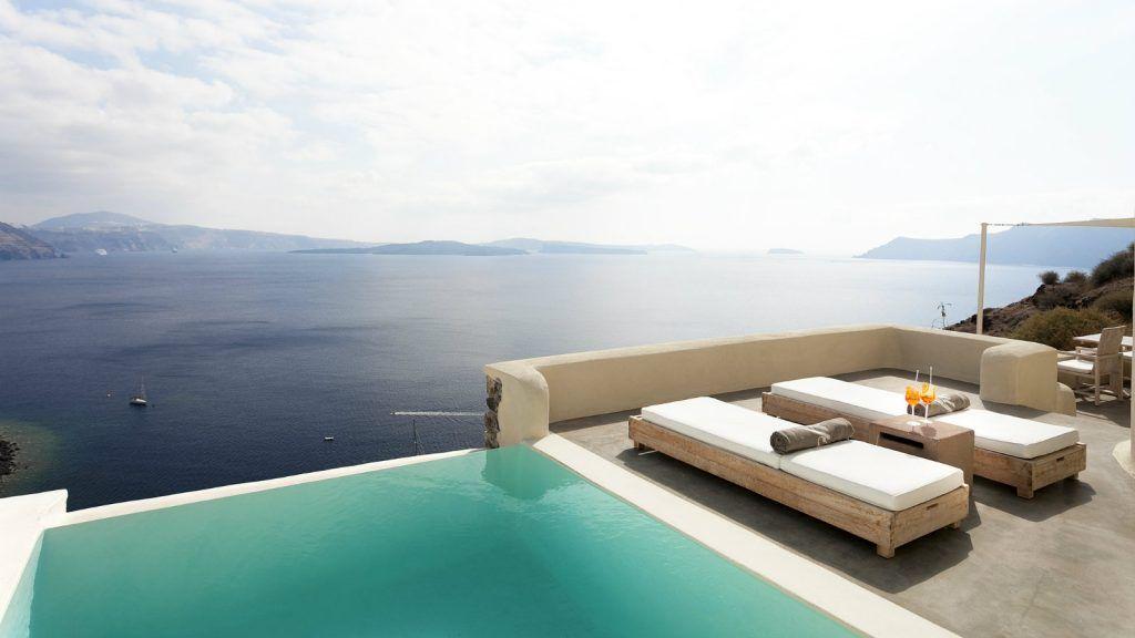 Journey Greece Travel Leisure Award Best Hotel Resort in Greece Mykonos Mystique