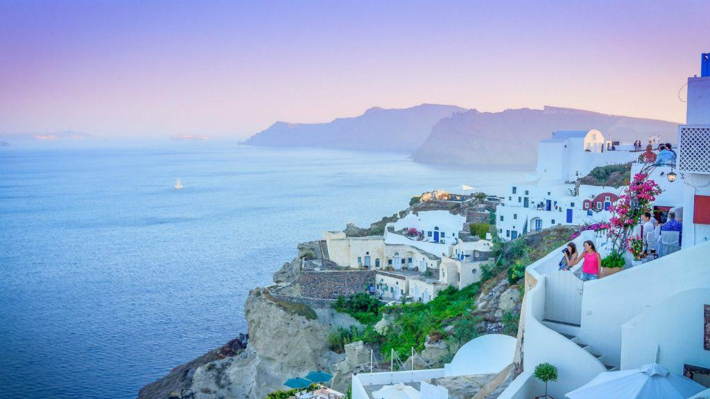 Journey Greece Travel Leisure Award Best Island Europe Santorini