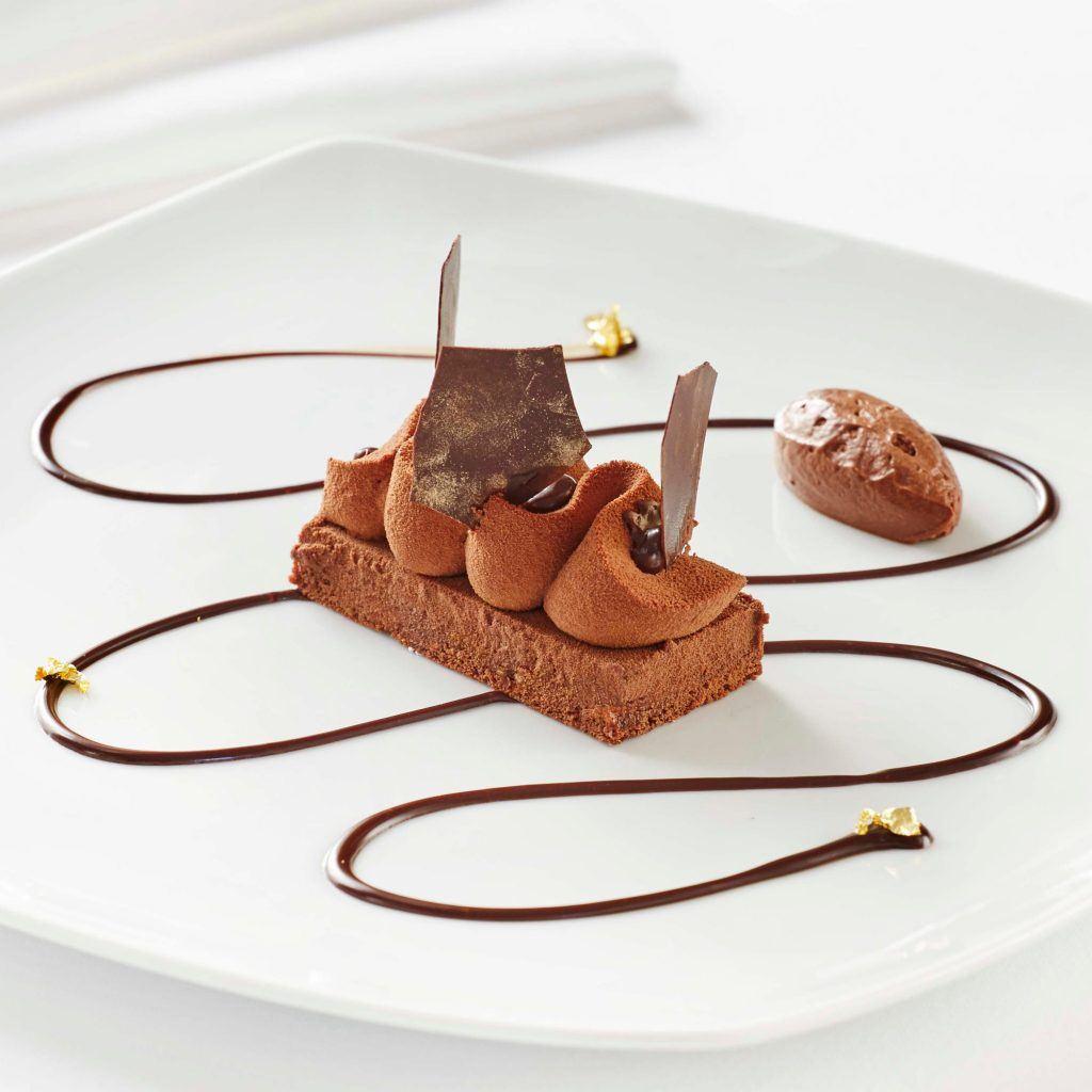 Expression Chocolat by Arnaud Larher at Hotel Grande Bretagne Athens