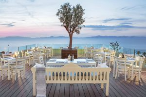 Discover the most delicious sunset in Rhodes
