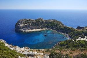 journey-greece-anthony-quinn-beach