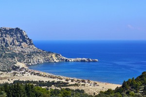 journey-greece-tsambika-beach-rhodes