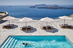 Dreamy vacations in Santorini at Nafsika Estate