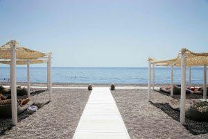 Eros Brach Santorini - Beautiful Destinations - Greece