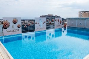 Aperitivo by the Pool at King George Hotel Athens