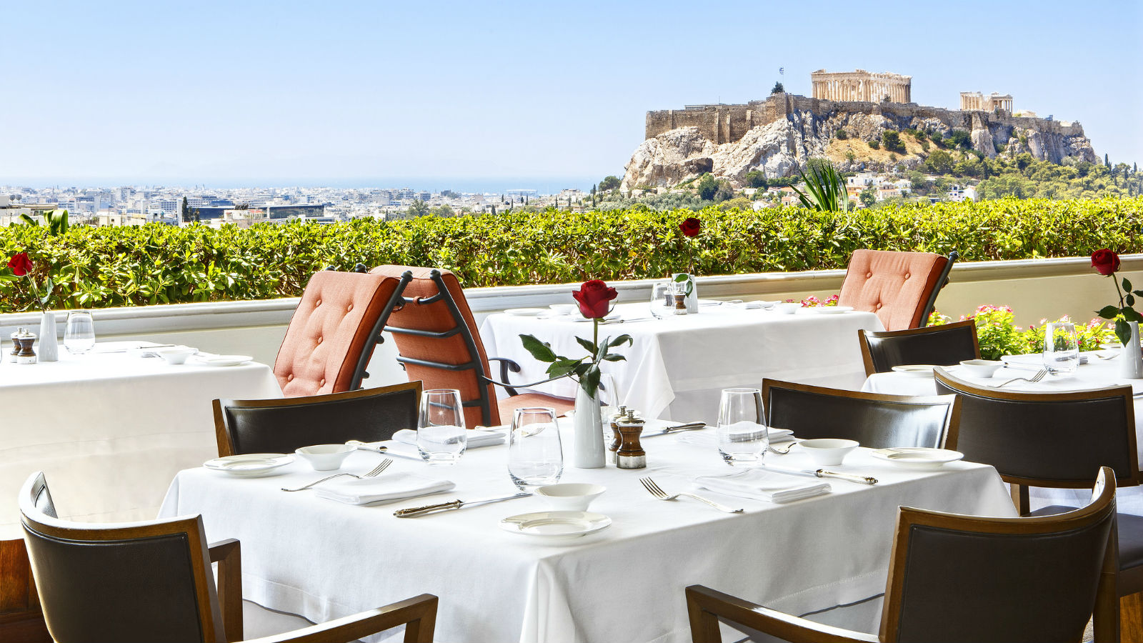 GB Roof Garden Restaurant - Lunch-Med