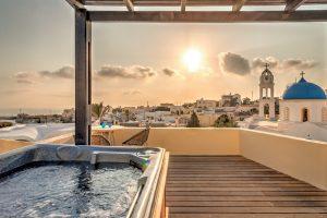 luxury collection resort santorini greece