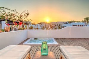 Vedema won the Most Romantic Resort in Europe award